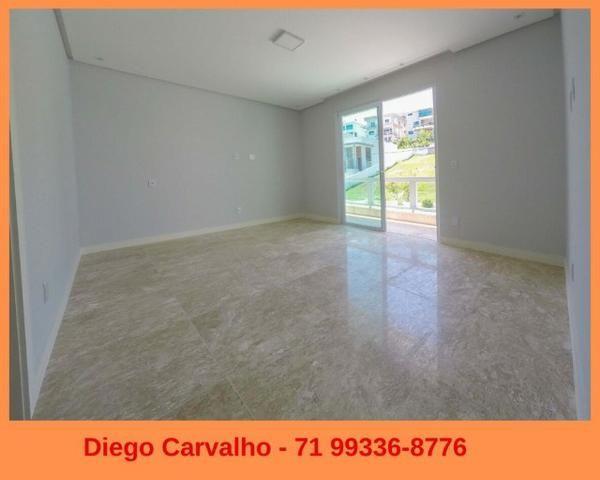 Casa 4 Suites em Alphaville II - Fina acabamento (1) - Foto 19
