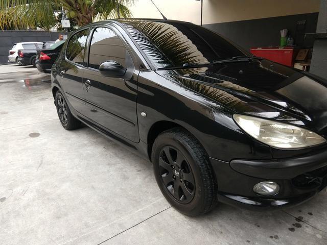 Peugeot 206 1.4 flex - Foto 3