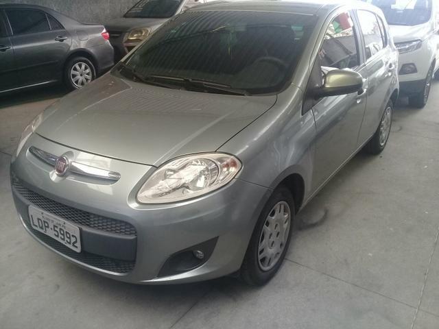 Fiat-palio atractive completa valor anunciado tem mais 5 mil de entrada - Foto 3