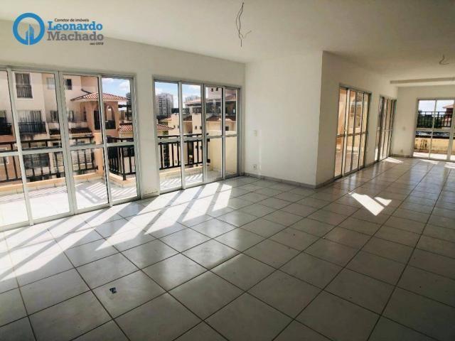 Apartamento com 3 dormitórios à venda, 175 m² por R$ 419.000 - Cambeba - Fortaleza/CE - Foto 3