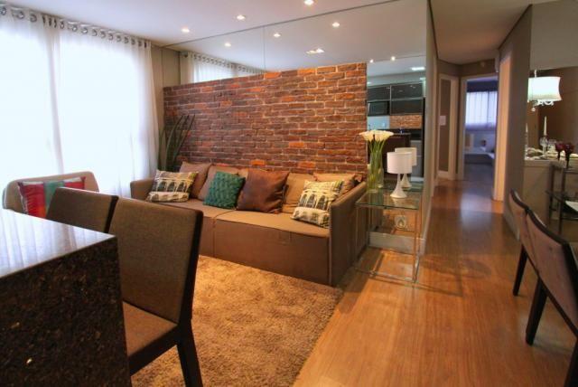 Apartamento à venda com 2 dormitórios em Santo inacio, Curitiba cod:91207.003 - Foto 7