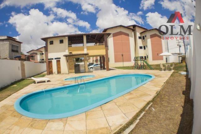 Apartamento residencial à venda, Mondubim, Fortaleza. - Foto 6
