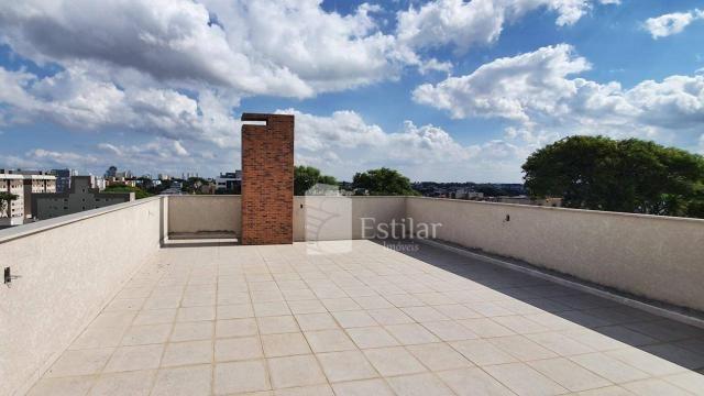 Cobertura Duplex 03 quartos (01 suíte) no Portão, Curitiba - Foto 14
