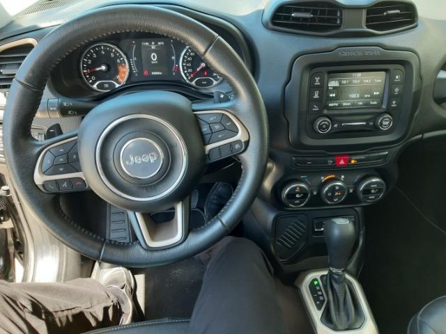 Jeep Renegade Sport 18/18 - Só 23.000kms - Impecável - Foto 8