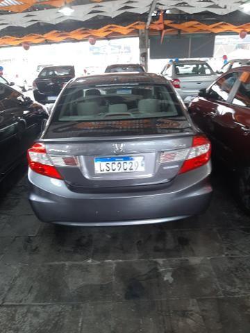 Honda civic lxs 16v/// entrada 15mil + parcelas fixas 950.00 - Foto 8