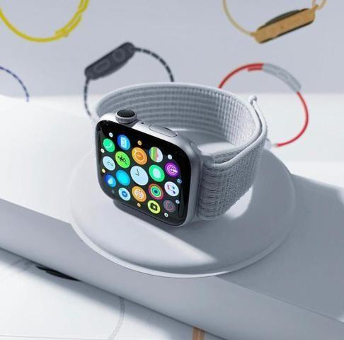 Apple Watch Serie 4, 40 e 44mm Silver/Rose/Space Gray (Lacrado) - Foto 2