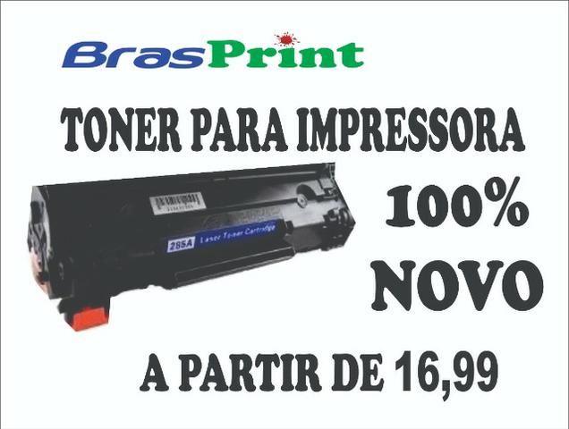 Toner Para Impressoras