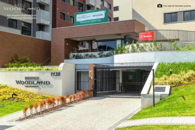 Apartamento à venda com 2 dormitórios em Santo inacio, Curitiba cod:91207.003 - Foto 2