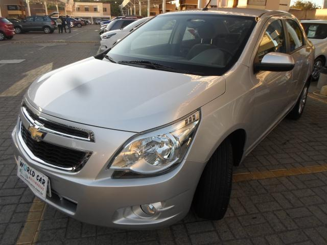 CHEVROLET COBALT 2014/2015 1.4 MPFI LTZ 8V FLEX 4P MANUAL - Foto 2