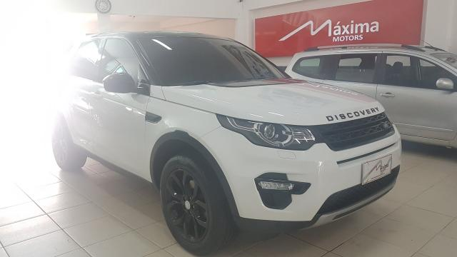 LAND ROVER DISCOVERY SPORT 2015/2016 2.0 16V TD4 TURBO DIESEL HSE 4P AUTOMÁTICO - Foto 3