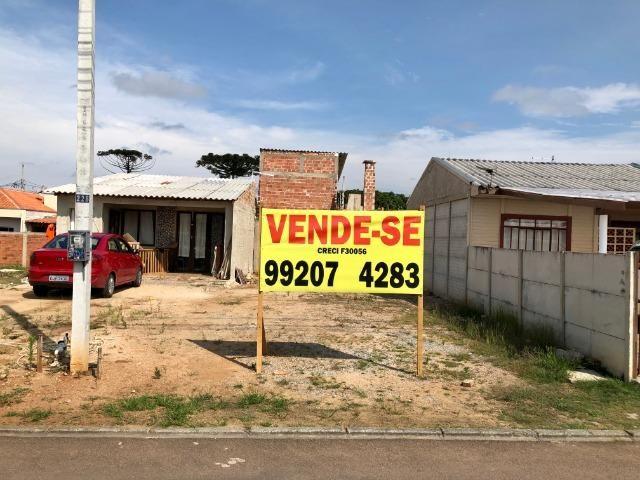 Terreno em Condomínio Fechado para venda na Av. Polônia (Fazenda Rio Grande)