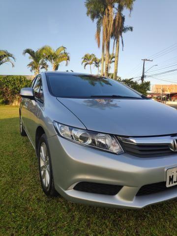 Honda civic lxs 1.8 completo - Foto 12