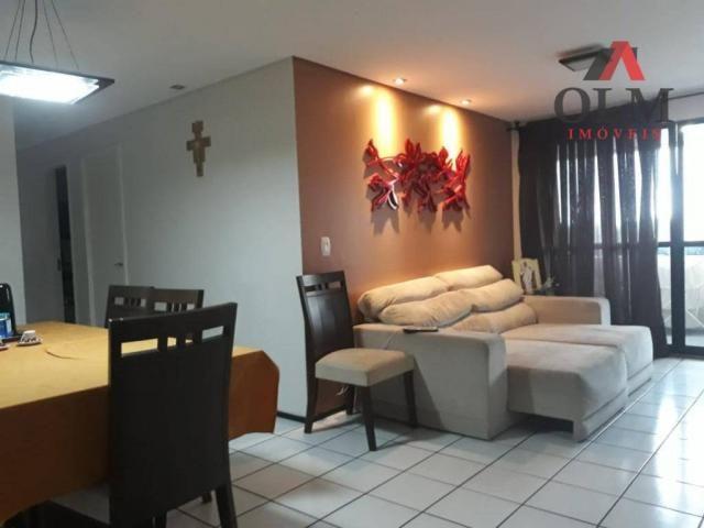 Apartamento residencial à venda, Parque Iracema, Fortaleza. - Foto 6
