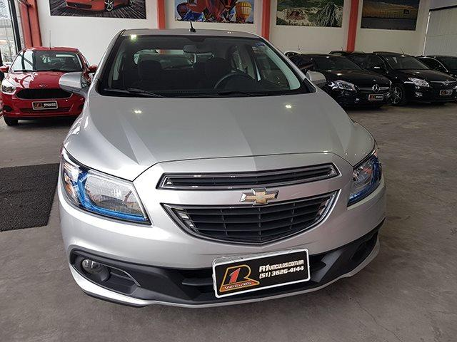 CHEVROLET ONIX 2014/2015 1.4 MPFI LTZ 8V FLEX 4P MANUAL - Foto 2