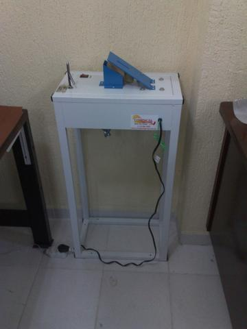 Vendo ou troco maquina automática fazer chinelos compacta print - Foto 2