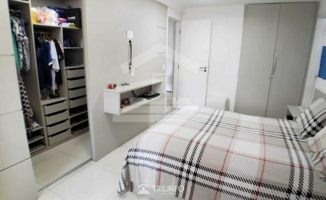 (JR) Apartamento a venda 126m² - 3 Suítes + dce + 2 Vagas + Moveis Fixos - No Guararapes! - Foto 7