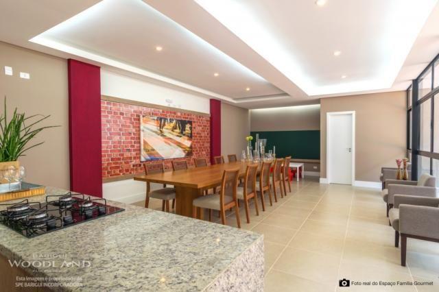 Apartamento à venda com 2 dormitórios em Santo inacio, Curitiba cod:91207.003 - Foto 18