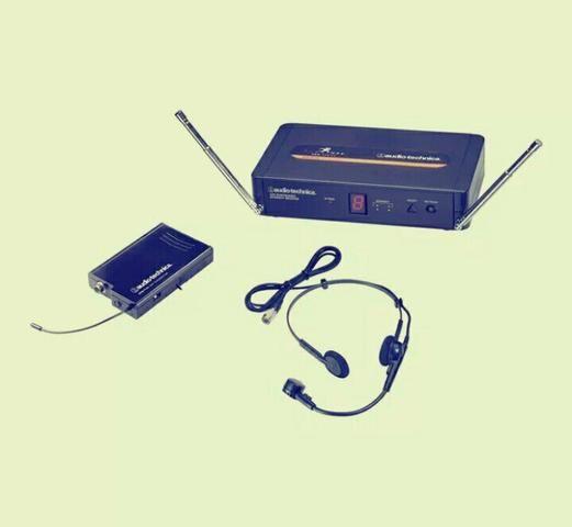 Microfone sem fio áudio-technica profissional - Foto 2