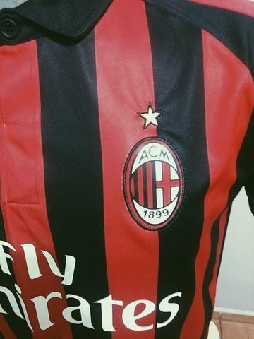 Camisa do Milan - Foto 2
