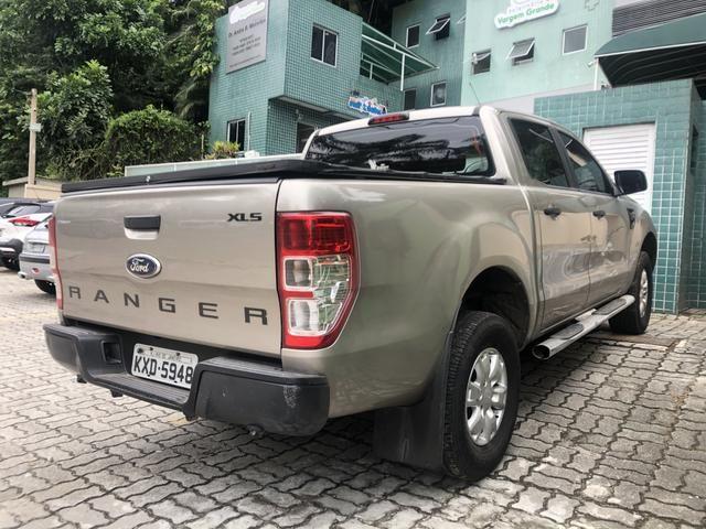 Ford Ranger XLS 2,5 flex - Foto 3
