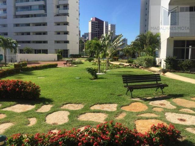 Apartamento com 3 dormitórios à venda, 150 m² por R$ 930.000 - Aldeota - Fortaleza/CE - Foto 19
