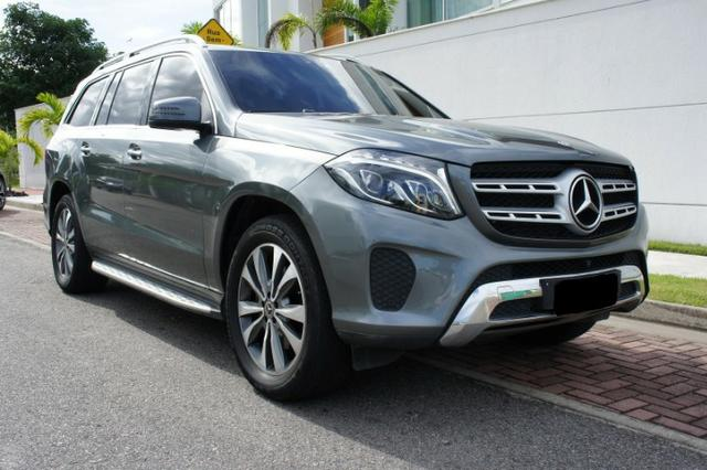 Mercedes Benz GLS 350 Diesel 2017 Suv Top Blindado - Foto 4