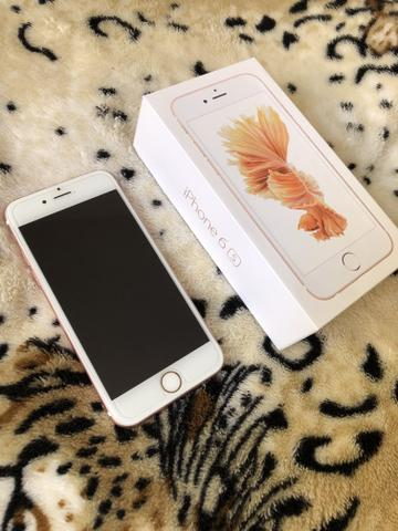 BARBADA! iPhone 6s semi novo!