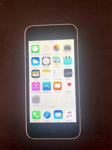 IPhone 5C branco 16GB