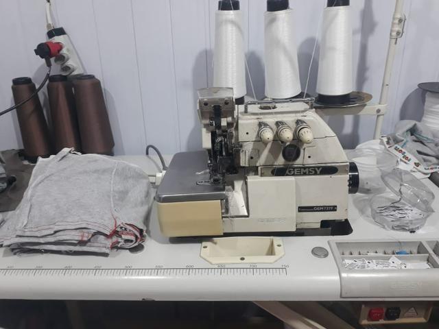 Vendo excelentes máquinas PACOTE com 5 máquinas - Foto 4