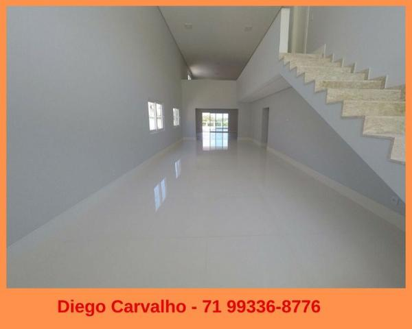 Casa 4 Suites em Alphaville II - Fina acabamento (1) - Foto 8
