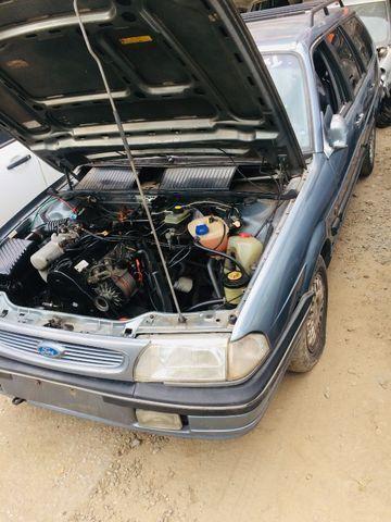 Royale motor 2.0 I Ap 1995 Retirada De Peças - Foto 2