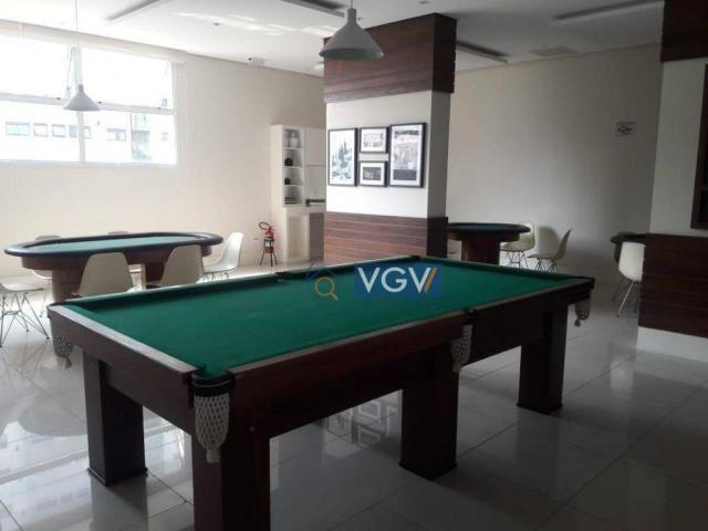 Apartamento com 1 dormitório à venda, 52 m² por R$ 525.000,00 - Vila Regente Feijó - São P - Foto 4