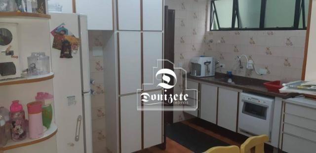 Apartamento com 4 dormitórios à venda, 118 m² por R$ 450.000,10 - Campestre - Santo André/ - Foto 8