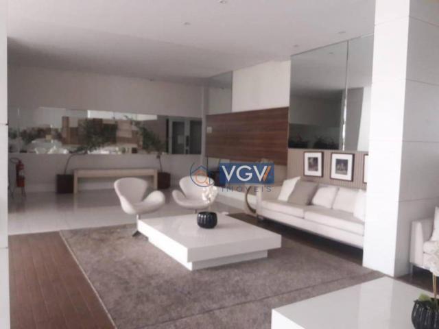 Apartamento com 1 dormitório à venda, 52 m² por R$ 525.000,00 - Vila Regente Feijó - São P - Foto 7