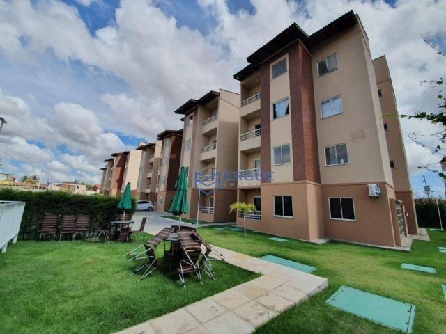 Apartamento à venda, 48 m² por R$ 190.000,00 - Parangaba - Fortaleza/CE - Foto 2