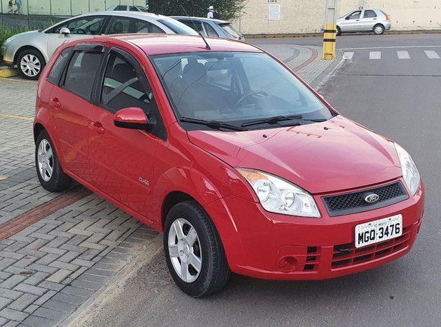 Fiesta Class 1.6 2009 Completo  - Foto 6