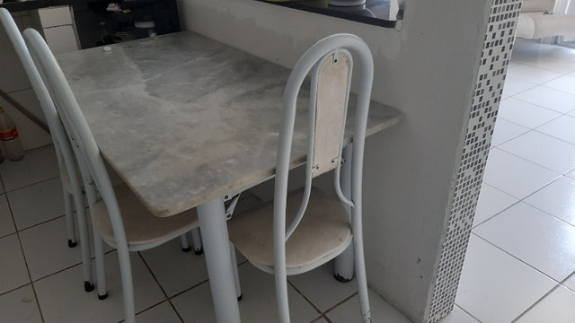 Mesa de marmore - Foto 4