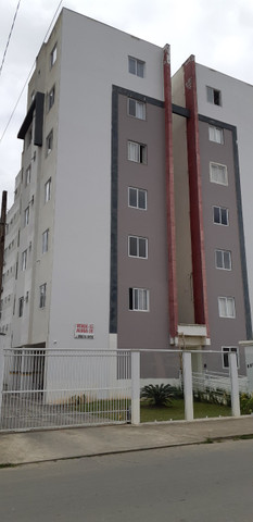 Alugo apartamento com 2 quartos no bairro Adhemar Garcia - Joinville/SC - Foto 10