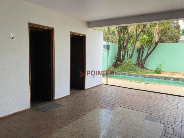 Sobrado com 5 dormitórios para alugar, 600 m² por R$ 9.000,00/mês - Setor Bueno - Goiânia/ - Foto 7