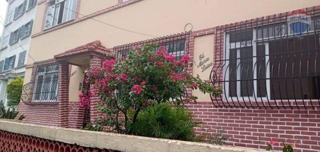 Apartamento com 2 dormitórios para alugar, 60 m² por R$ 900,00/mês - Centro - Petrópolis/R - Foto 6