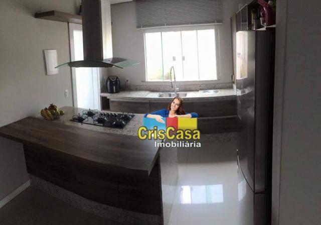 Casa com 4 dormitórios à venda, 132 m² por R$ 380.000,00 - Praia Mar - Rio das Ostras/RJ - Foto 6
