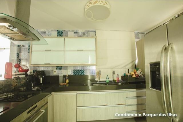 Vendo linda cobertura duplex no parque das ilhas(Porto das Dunas) 164m, toda projetada, po - Foto 8