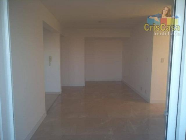 Apartamento com 3 dormitórios para alugar, 100 m² por R$ 1.500,00/mês - Costazul - Rio das - Foto 5