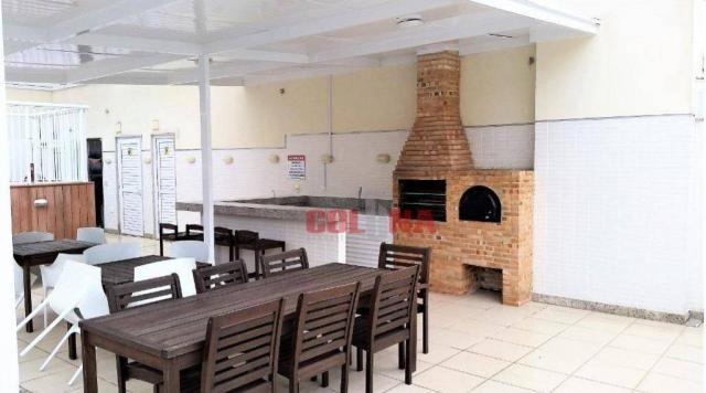 Apartamento com 3 dormitórios à venda, 78 m² por R$ 390.000,00 - Pendotiba - Niterói/RJ - Foto 15