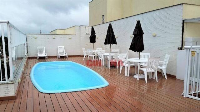 Apartamento com 3 dormitórios à venda, 78 m² por R$ 390.000,00 - Pendotiba - Niterói/RJ - Foto 18