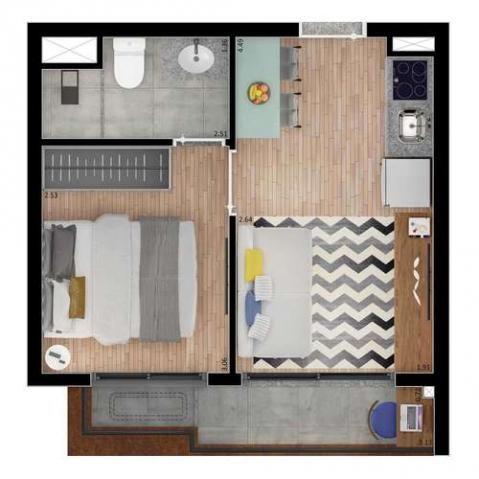 OY Campo Belo - Studio e 1 dormitório com ótima localização em Campo Belo, SP - Foto 10