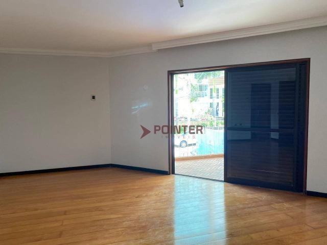 Sobrado com 5 dormitórios para alugar, 600 m² por R$ 9.000,00/mês - Setor Bueno - Goiânia/ - Foto 14