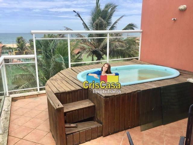 Casa com 3 dormitórios à venda, 130 m² por R$ 415.000,00 - Costazul - Rio das Ostras/RJ - Foto 13