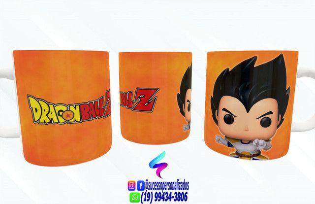 Canecas Colecionáveis Funko Pop Dragon Ball Z! - Foto 2