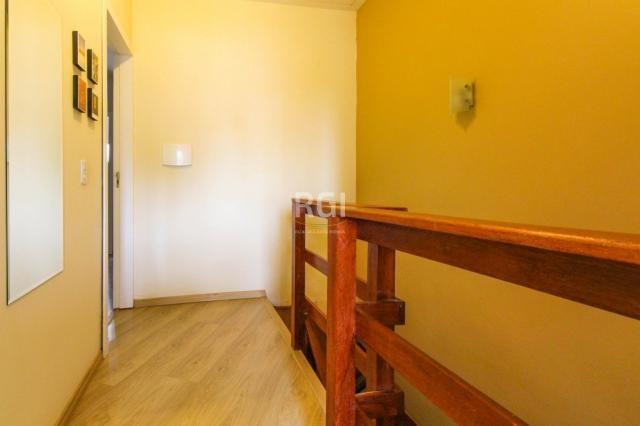 Casa à venda com 2 dormitórios em Nonoai, Porto alegre cod:OT6907 - Foto 8